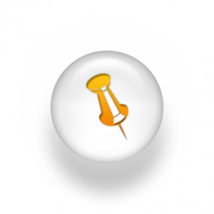 084387-orange-white-pearl-icon-business-thumb-tack-ps