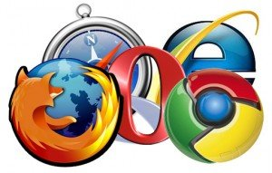 Website Browser Icons