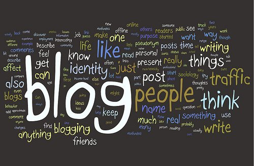 blogging for local seo