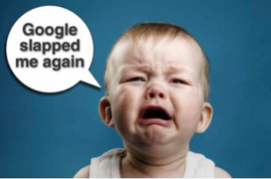 Google slap